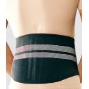 Корсет Orlett пояснично-крестцовый с массажной подушкой, серии Silver Line, мужской