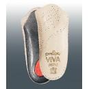Ортопедическая каркасная полустелька для закрытой обуви с каблуком до 4 см – VIVA MINI